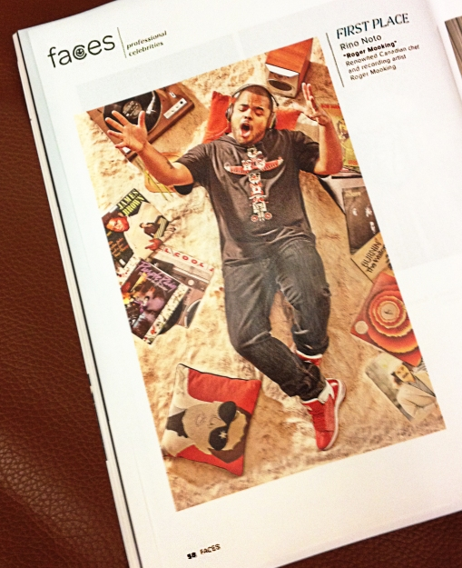 PDN Magazine - Faces Contest - Roger Mooking